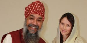 Interfaith Sikh Wedding Priest